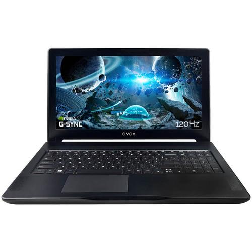 """EVGA SC15 15.6"""" Gaming Laptop"""
