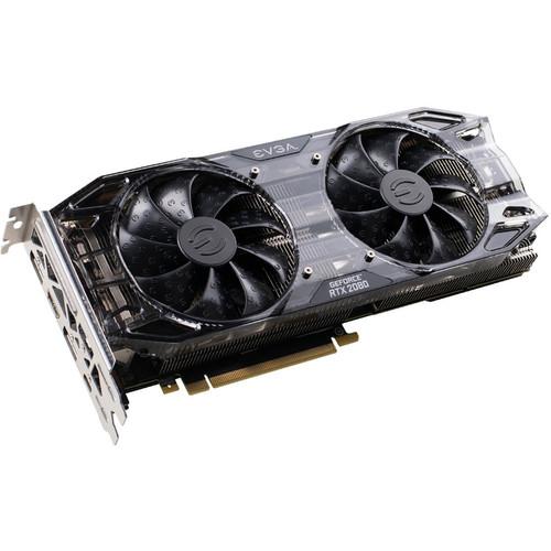 EVGA GeForce RTX 2080 BLACK EDITION GAMING Graphics Card