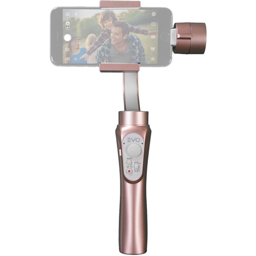 EVO Gimbals SHIFT 3-Axis Smartphone Gimbal (Rose Gold)