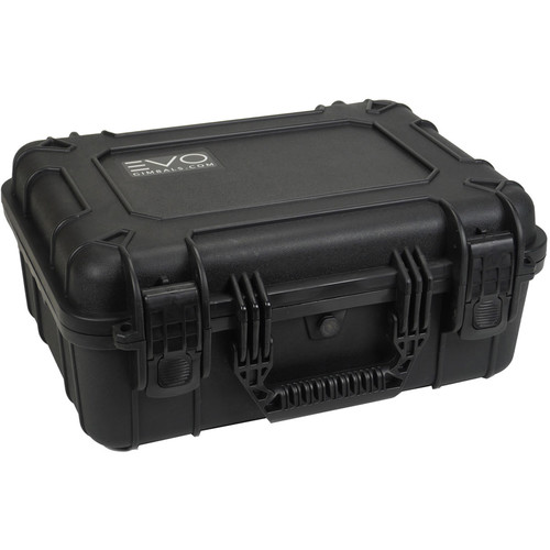 EVO Gimbals Duo Travel Case for Two SP / GP / GP-PRO Gimbals & Accessories