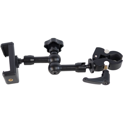 EVO Gimbals Swivel Pro-Mount for iOS/Android/Windows Smartphone
