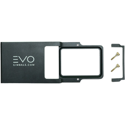 EVO Gimbals Action Camera Adapter Plate for EVO Smartphone Gimbals