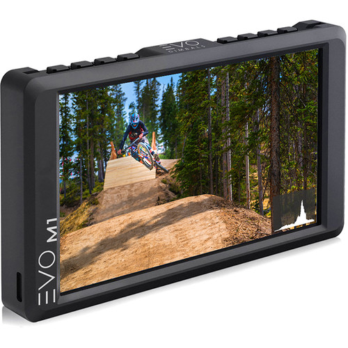 EVO Gimbals 1080X1920 True HD Field Monitor With 4K Pass Through And Intelligent Overlay