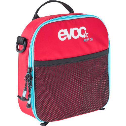 Evoc Action Camera Pack for EVOC Backpacks (Red)