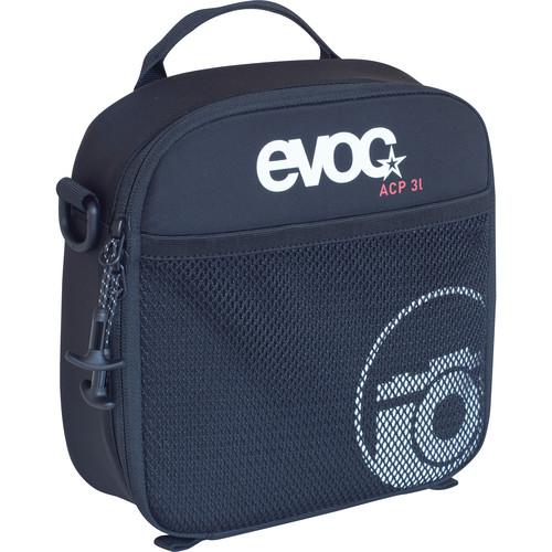 Evoc Action Camera Pack - 3 Liter (Black)