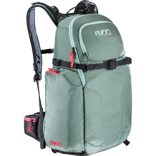 Evoc CP 18L Camera Backpack (Olive)