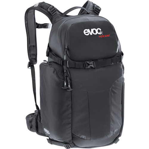 Evoc Photo Scout Backpack (Black)