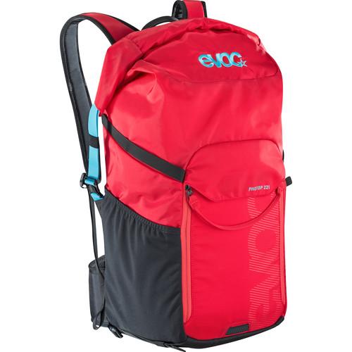 Evoc PHOTOP 22L System Backpack (Red)