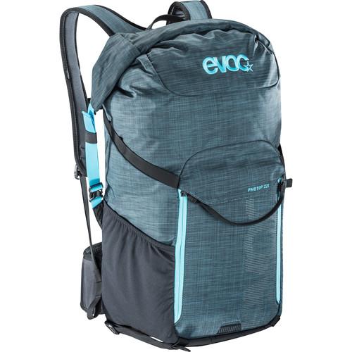 Evoc PHOTOP 22L System Backpack (Slate Heather)