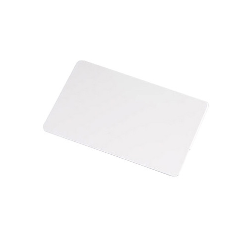 Evolis Blank PVC Rewritable Card with HiCo Magnetic Stripe (30 mil, 100 Cards, Blue)
