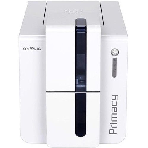 Evolis Primacy Expert Dual-Sided ID Card Printer (Brilliant Blue)