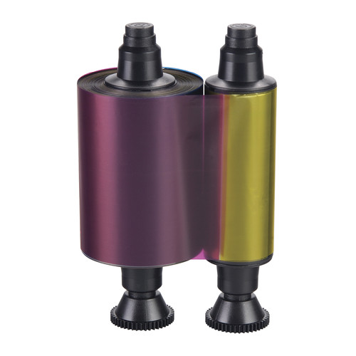 Evolis R3411 YMCKO Full-Color Ribbon for Tattoo Printers