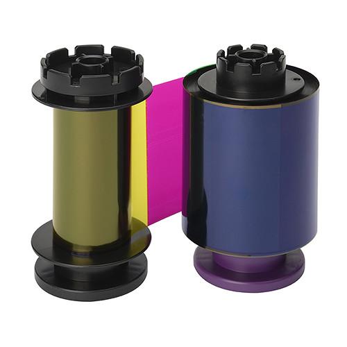 Evolis YMCKH Ribbon for Avansia Printer (Up to 400 Prints/Roll)