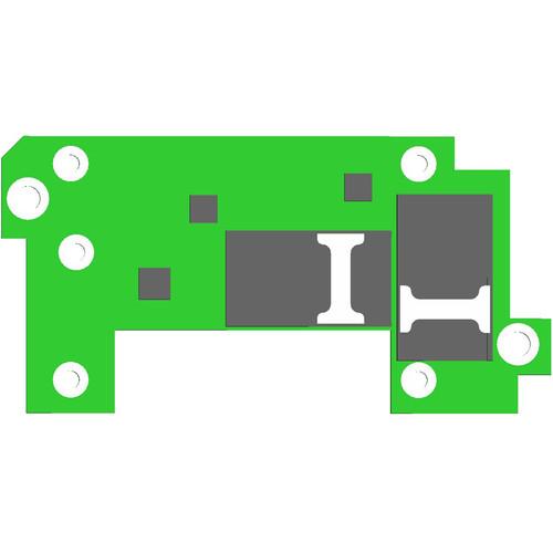 Evolis SAM Extension Board Kit for Evolis-Elyctis Dual