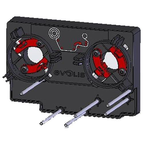 Evolis Laminate Film loading Cassette for Securion Card Printer
