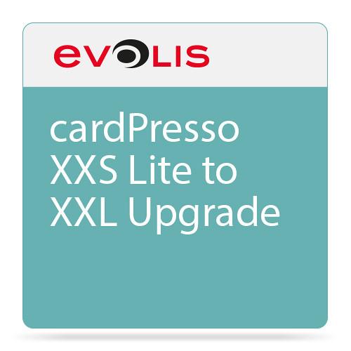 Evolis cardPresso XXS Lite to XXL Upgrade