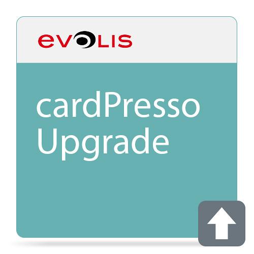 Evolis cardPresso XXS to XL Upgrade