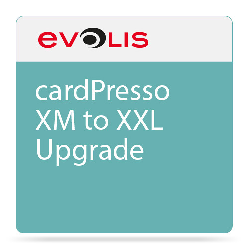 Evolis cardPresso XM to XXL Upgrade