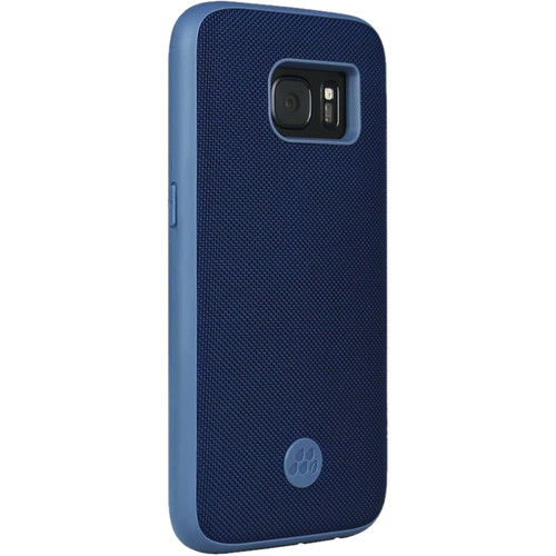 Evutec Texture ST Series Case for Galaxy S7 (Blue)