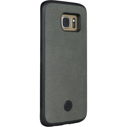 Evutec Texture ST Series Case for Galaxy S7 edge (Gray)