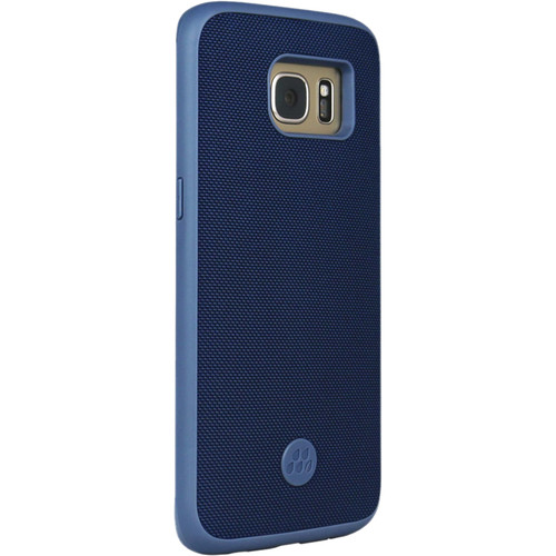 Evutec Texture ST Series Case for Galaxy S7 edge (Blue)