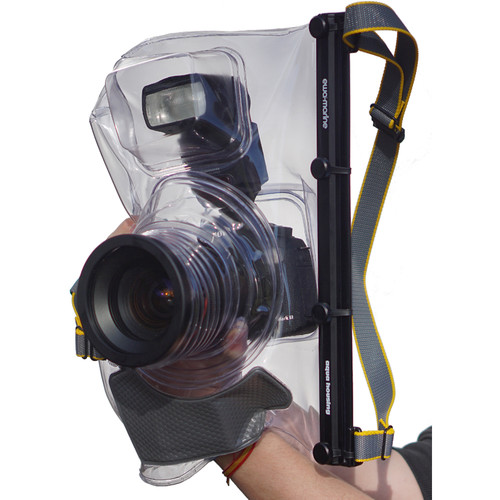 Ewa-Marine U-BFXZ100 Underwater Housing with Additional Glove
