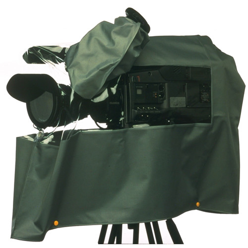 Ewa-Marine Hurricane Hood Rain Cape for ENG Camera (Titan Gray)