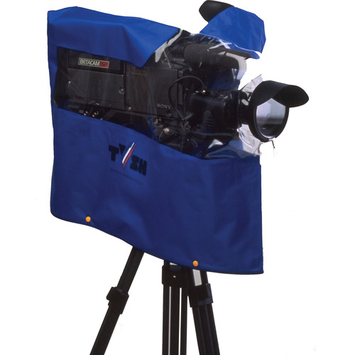 Ewa-Marine Hurricane Hood Rain Cape for ENG Camera (Royal Blue)