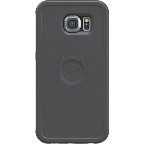 exelium UP Magnetic Wireless Charging Case for Samsung Galaxy S6 (Black)