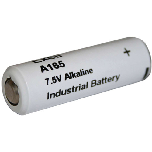 Exell Battery A165 7.5V Alkaline Battery (350 mAh)