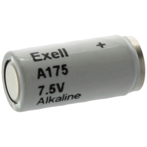 Exell Battery A175 7.5V Alkaline Battery (100 mAh)