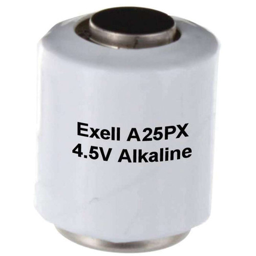 Exell Battery A25PX 4.5V Alkaline Battery