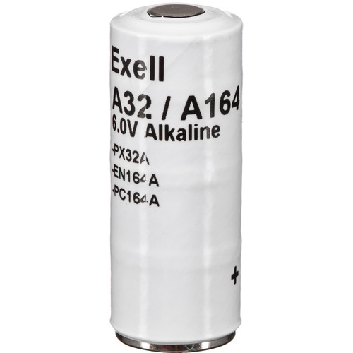 Exell Battery A32PX 6V Alkaline Battery