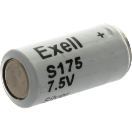 Exell Battery S175 7.5V Silver Oxide Battery (150 mAh)