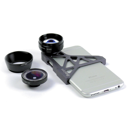 ExoLens Lens System for iPhone 6