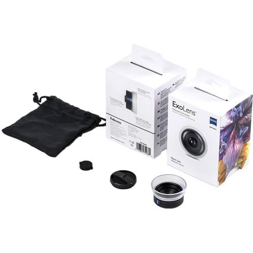 ExoLens Macro-Zoom ZEISS Lens for ExoLens Smartphone Bracket