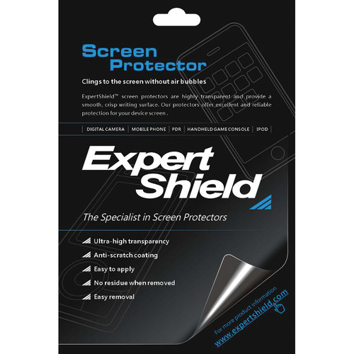 Expert Shield Crystal Clear Screen Protectors for Samsung Galaxy S3 Mini