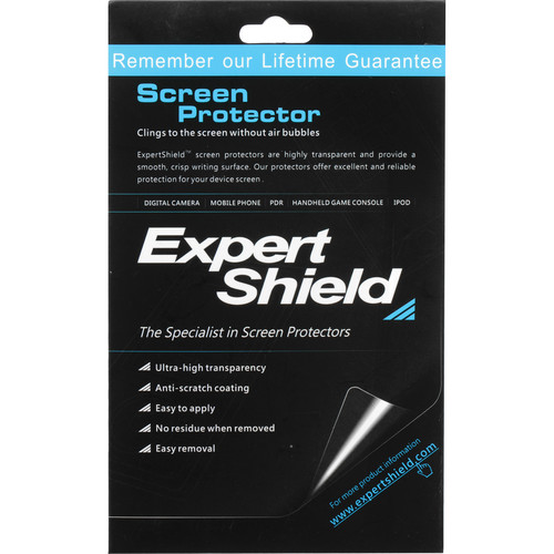 Expert Shield Crystal Clear Screen Protectors for LG G3