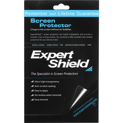 Expert Shield Crystal Clear Screen Protectors for Motorola Moto E