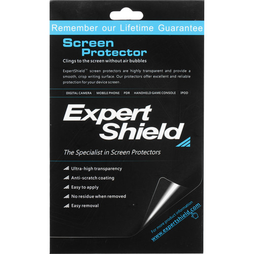 Expert Shield Crystal Clear Screen Protectors for Sony Xperia Z3