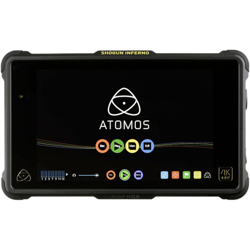 """Expert Shield Crystal Clear Screen Protector for Atomos Inferno/Flame 7"""" Monitors/Recorders"""