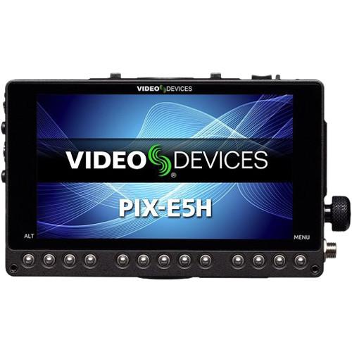 """Expert Shield Anti-Glare Screen Protector for Video Devices PIX-E5/E5H 5"""" Monitors/Recorders"""
