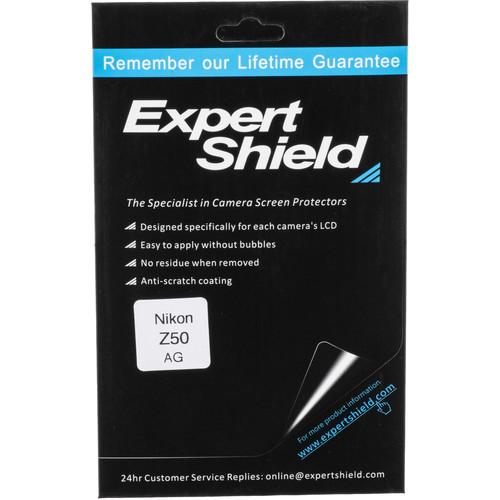 Expert Shield Anti-Glare Screen Protector for Nikon Z 50 Digital Camera