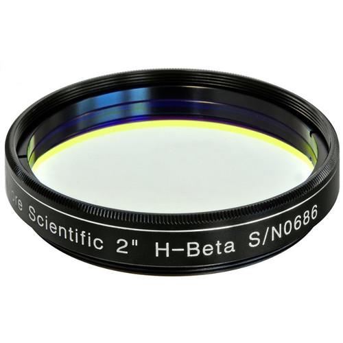 """Explore Scientific H-Beta Nebula Filter (2"""")"""