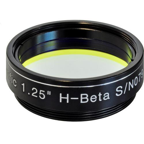 """Explore Scientific H-Beta Nebula Filter (1.25"""")"""