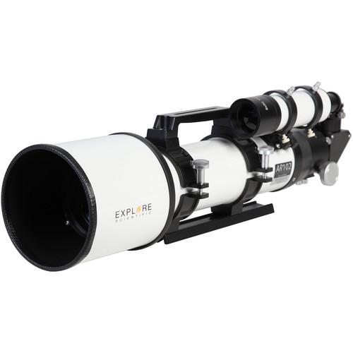 Explore Scientific AR102 102mm f/6.5 Achromatic Refractor Telescope (OTA only)