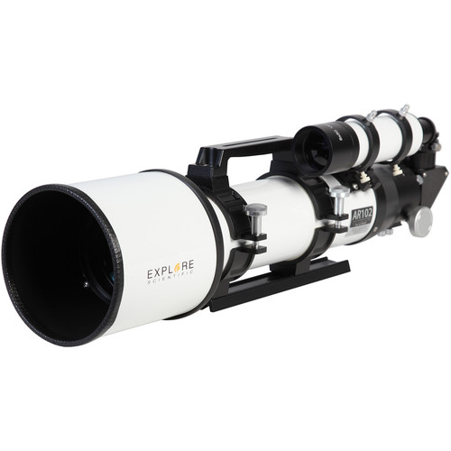 Explore Scientific AR102 102mm f/6.5 Achromatic Refractor Telescope (OTA only)