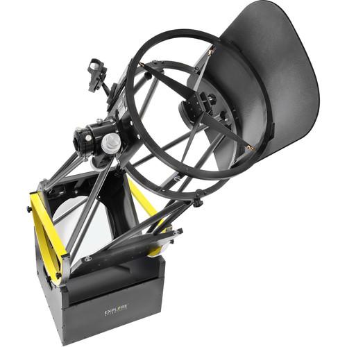 "Explore Scientific 12"" f/5 Truss Tube Dobsonian Telescope"