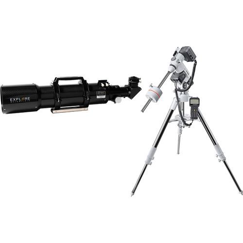 Explore Scientific 102mm f/7 Carbon Fiber APO Triplet Refractor Telescope Kit