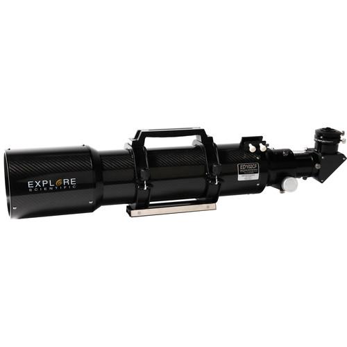 Explore Scientific ED102 102mm f/7 Carbon Fiber Apo Refractor Telescope (OTA only)
